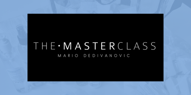 THE MASTERCLASS | MARIO DEDIVANOVIC