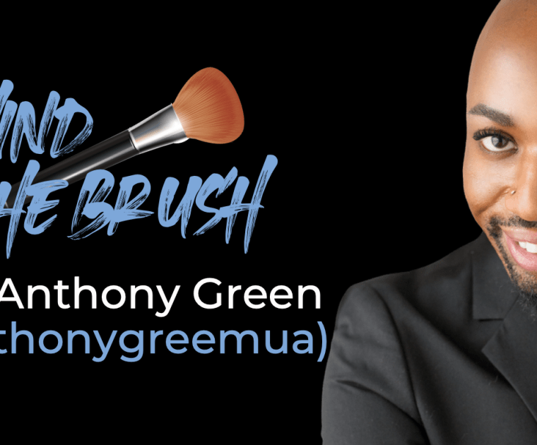 Behind The Brush with Anthony Green