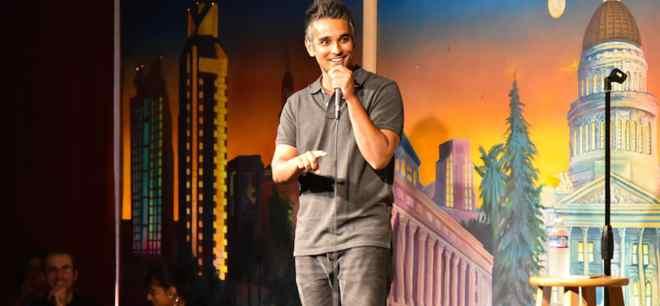 punchline sacramento indian comedian