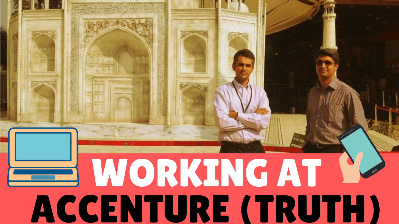 working at accenture india