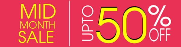 Sanjeev Kapoor Presents August Mid Month Sale