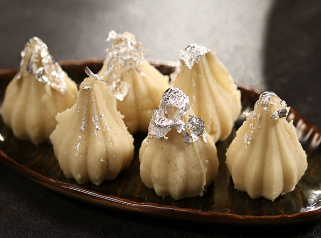 How to make Almond Katli Modak- SK Khazana, recipe by MasterChef Sanjeev  Kapoor