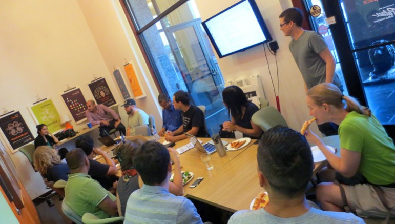 Code for San Jose meets every other Thursday.