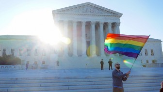In a 5-4 decision, SCOTUS legalized same-sex marriage. (Photo by Ted Eytan, via Flickr)