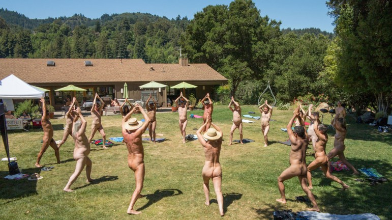 Lupin Lodge has an impressive 80-year history, but things haven't been stress free the last couple decades. (Photo by Robert Bergman, via Naked Club)