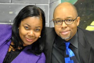 WeHOPE founders Cheryl and Paul Bain.