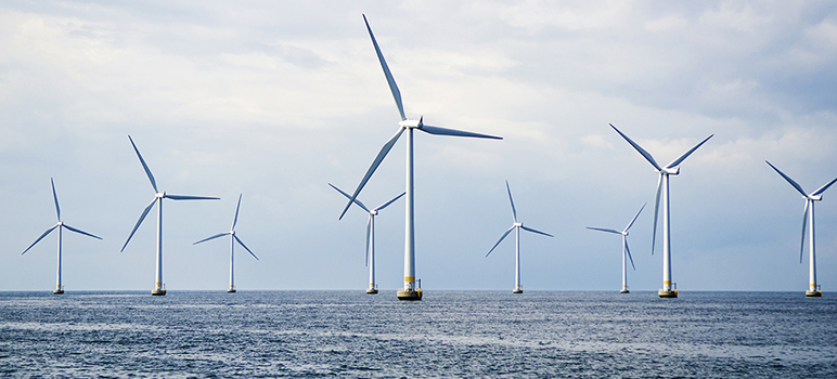 Jobs Report Argues For Offshore Wind Farm on Central Coast