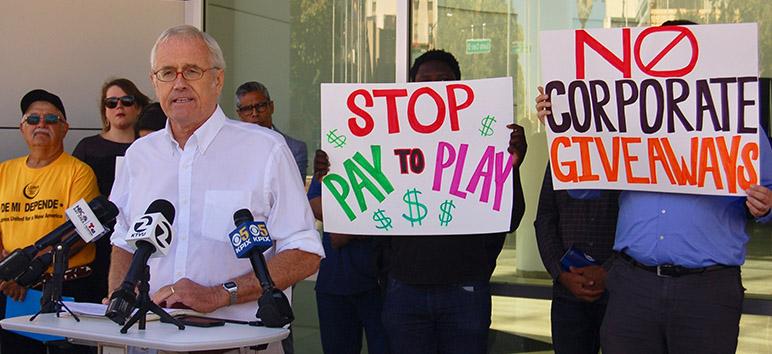 Labor, Business Spar Over San Jose's High-Rise Tax Breaks
