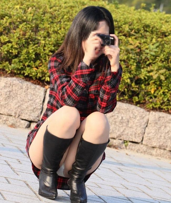 カメラマンパンチラ6