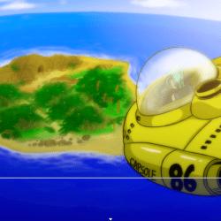 ブルマの冒険~カメ・アイランド~ (1)