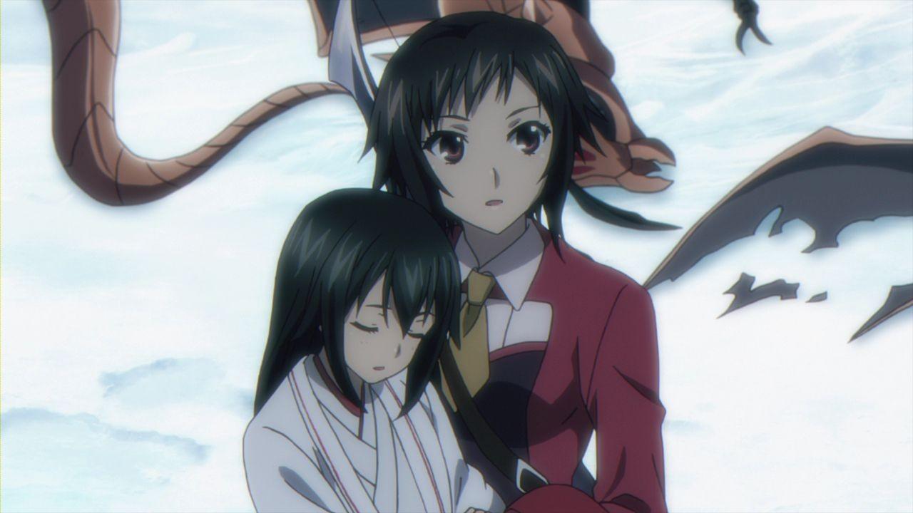 ストライク・ザ・ブラッド II OVA Vol (22)