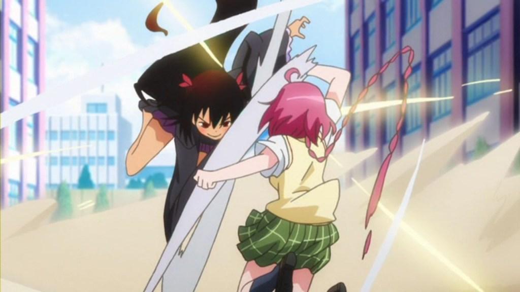 To LOVEる OVA番外編 キャプチャー画像 (10)