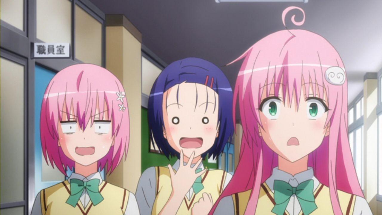 To LOVEる OVA番外編 キャプチャー画像 (31)