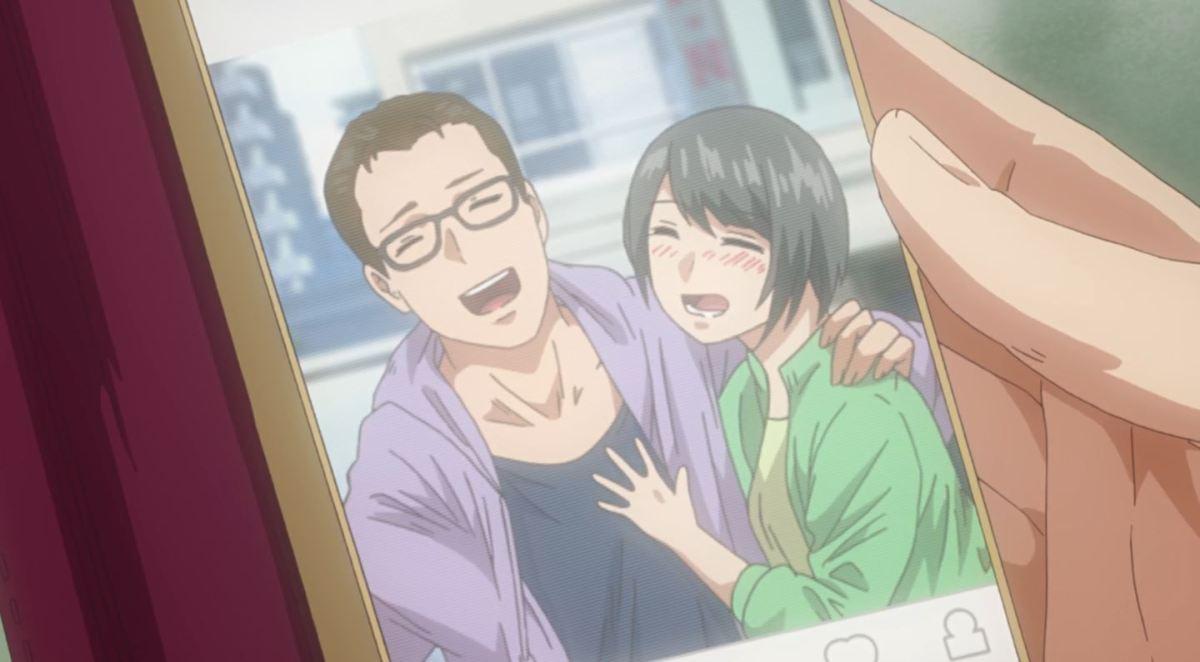 Uwaki to Honki - Anime Tentang Cinta Yang Terkhianati Ini Akan Tayang 25 September 9