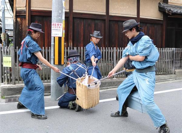 「ゴミ拾い侍」の画像検索結果