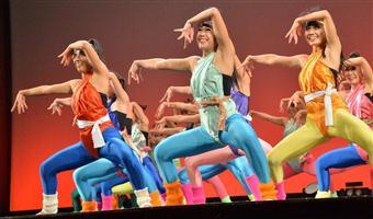 府立登美丘高(大阪)が初V 高校ダンス部選手権「ビッグクラス ...