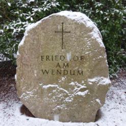 Friedhof Wendum1