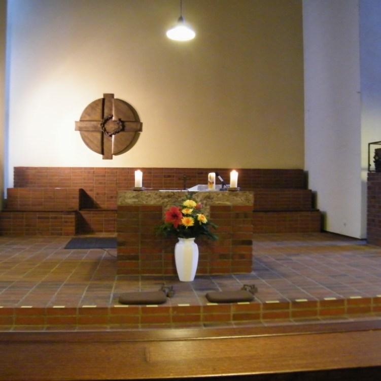 Innenansicht Kirche - 1
