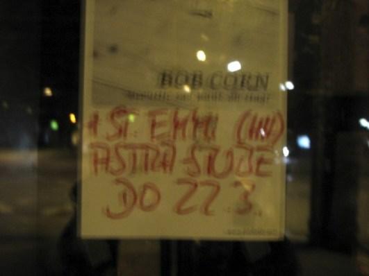 22.03.07 Hamburg, Astra-Stube