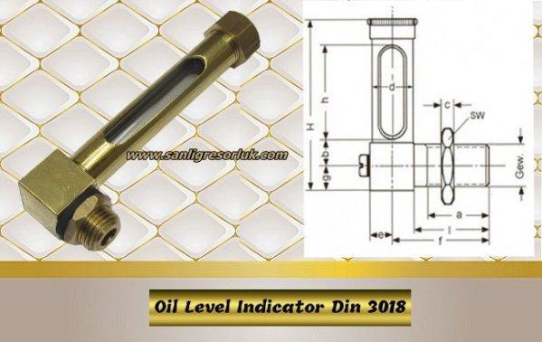 Oil level indicator-1
