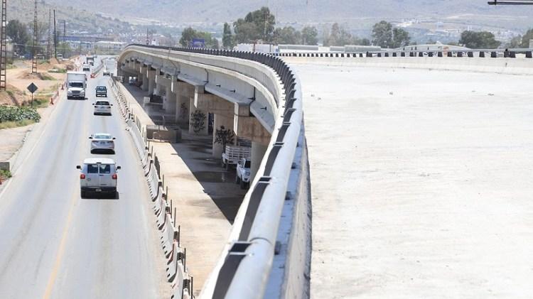 Obras de puentes vehiculares, continúan con avances superiores a lo programado