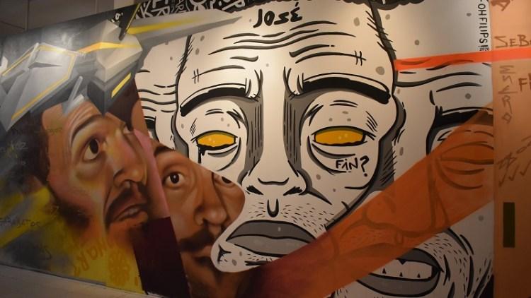Último fin de semana de la exposición Street Art en San Luis Potosí