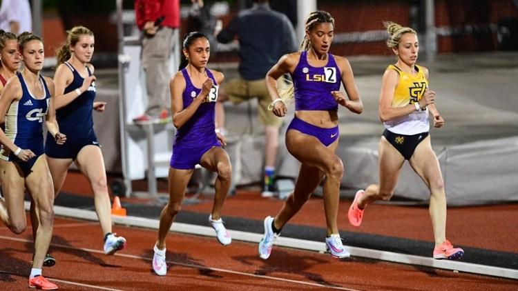 Califica Lorena Rangel al Mundial de Atletismo u20