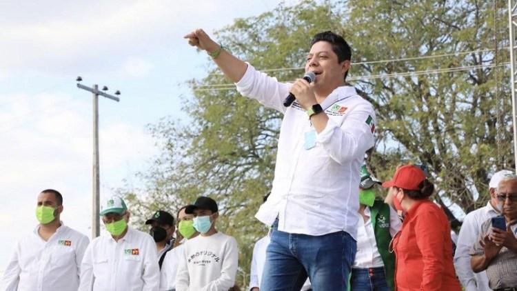 Quitaremos dependencia de Ébano a Tampico: Ricardo Gallardo