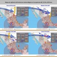 Se prevén temperaturas máximas superiores a 40 grados Celsius durante el fin de semana en regiones de San Luis Potosí