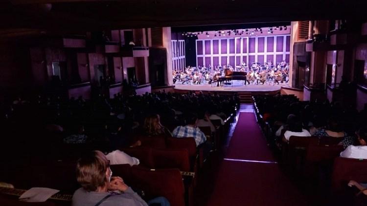 El pianista Rodolfo Ritter con la Orquesta Sinfónica de San Luis Potosí en concierto virtual