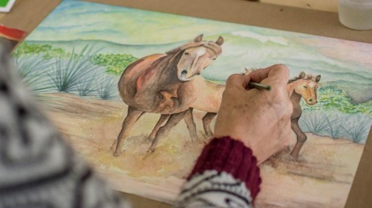 Instituto Potosino de Bellas Artes presenta talleres de Artes Visuales para todo público