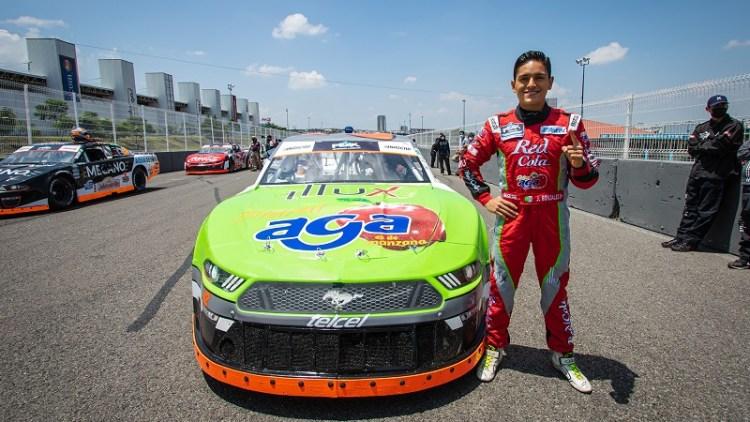 Con liderato en mano, el Sidral Aga Racing Team llega a Monterrey