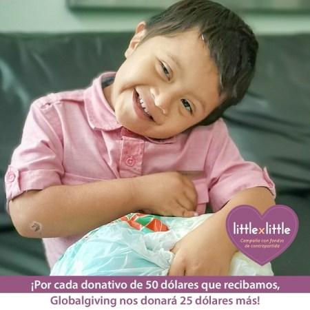 """Llama Secretaría de Salud a sumarse a colecta """"Little x Little"""" para apoyar a AMANC SLP"""