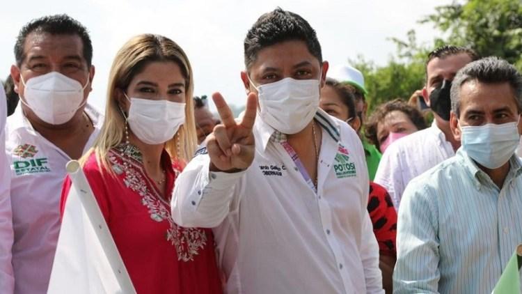 Arranca gobernador Ricardo Gallardo obras prioritarias en huasteca sur