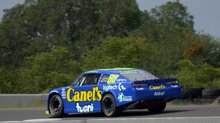 Cuatro pilotos se disputan el campeonato de NASCAR Peak