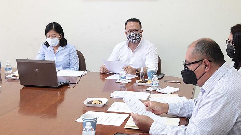 Comisiones proyectan consulta a los pueblos originarios en temas electorales, de salud y asistencia social