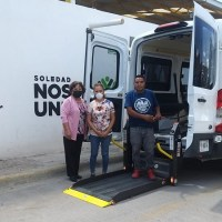 DIF de Soledad implementa acciones en comunidades de Soledad