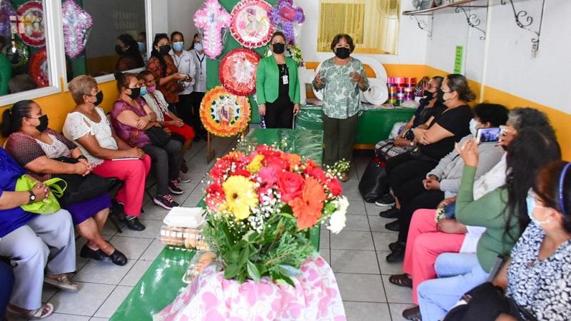 La coordinación DIF-INAPAM da arranque a talleres para adultos mayores