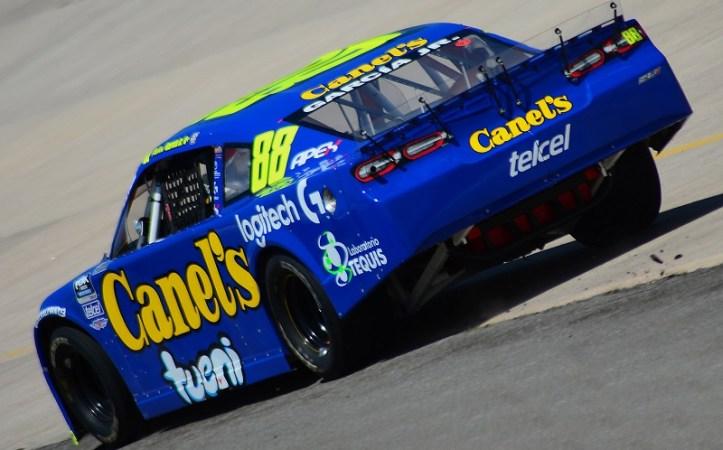 Posterior a su Triunfo García Jr Recupera Liderato NASCAR Peak
