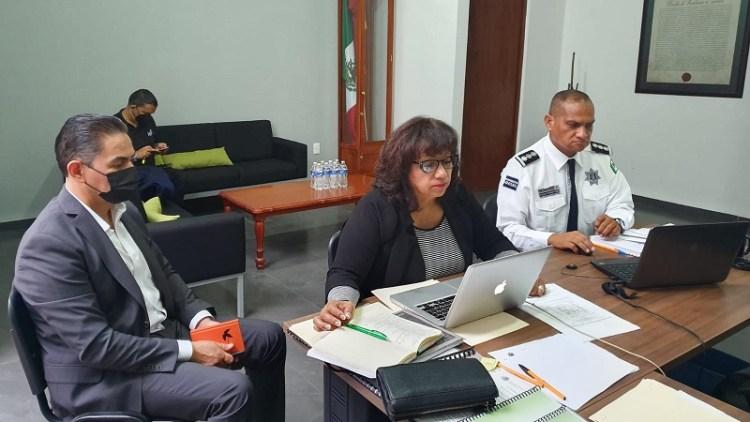 Encabeza Leonor Noyola Mesa de Trabajo Regional para la Construcción de Paz y Seguridad