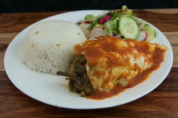 17. Chiles Rellenos
