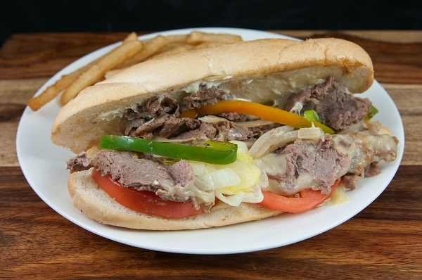29. Steak & Cheese
