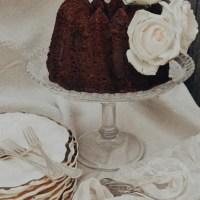 Mormor Brittens Chokladkaka