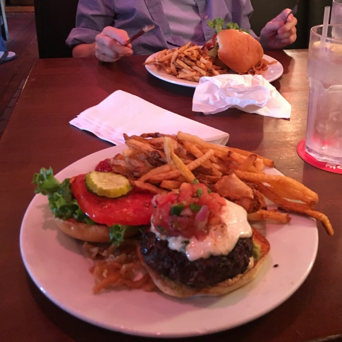 Best burger in Charleston: Poe's Tavern on Sullivan's Island