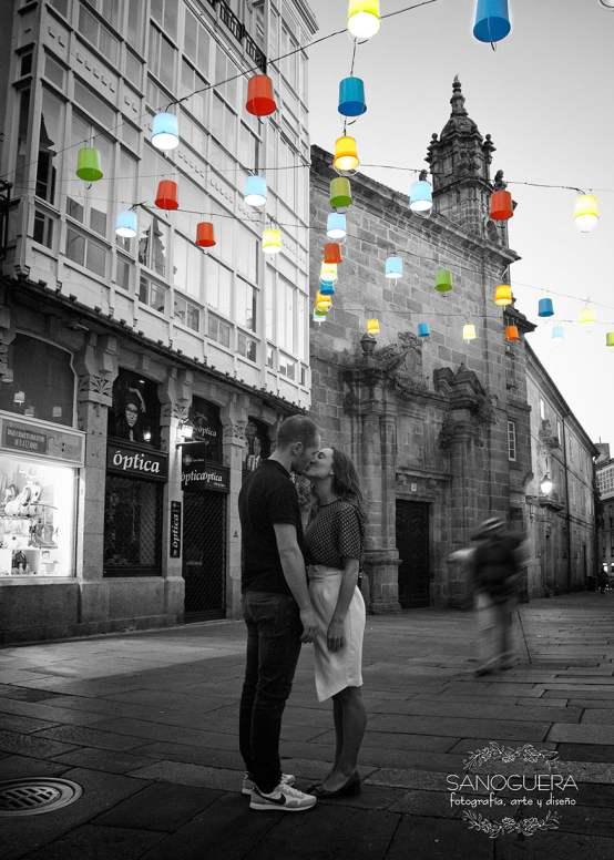 Prebodas en Santiago