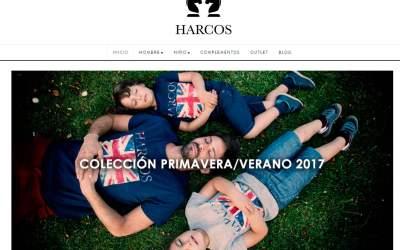 Harcos, Moda para Hombre