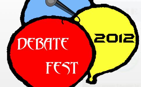 Debate Fest 2012