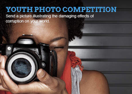 Photo Competition: Transparency International