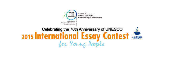 Goi-Peace-FoundationUNESCO-International-Essay-Competition-2015