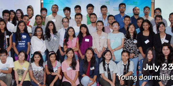 Young Journalists Conference 2015